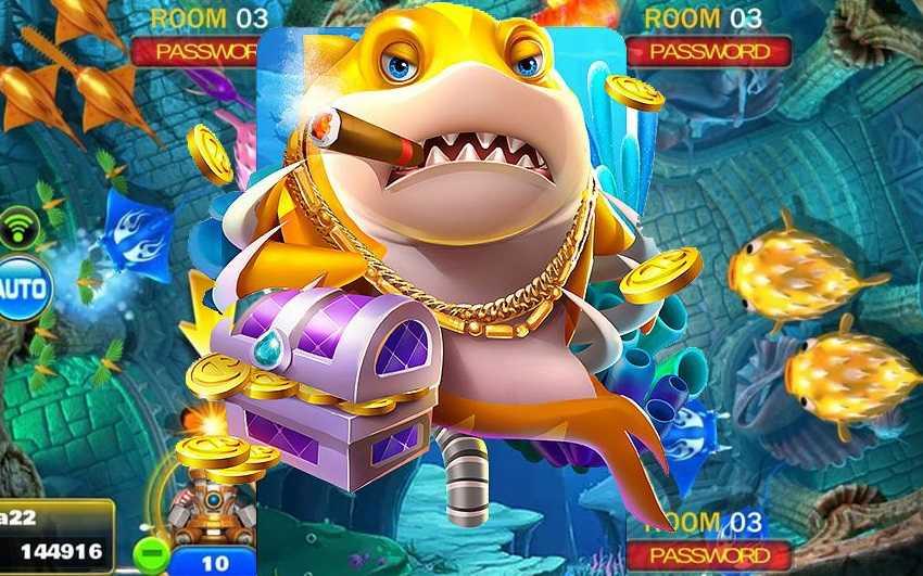 วิธีเล่นเกมยิงปลาได้เงินจริง ยิงง่ายปลาตายไว เกมยิงปลาเล่นยังไงมา ...